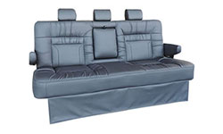 Vista Sofa Bed SS Dlx