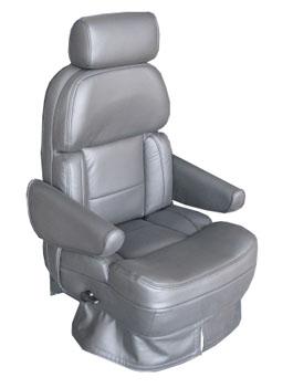 Rv furniture seats custom motorhome leather seat beldon b