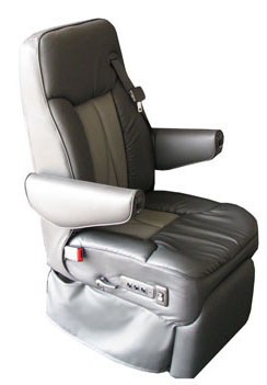 Sedona Integrated RV Captains Chairs
