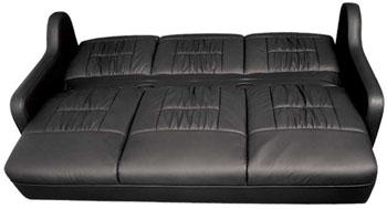 Knight Van Sofa Bed Down