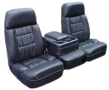 Custom Chevy Truck Seats
