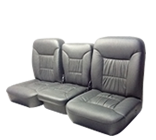 40-20-40 C10 Low Back truck seats