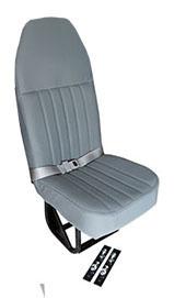 Van Jump Seat 3rd Man Seats Center Seat
