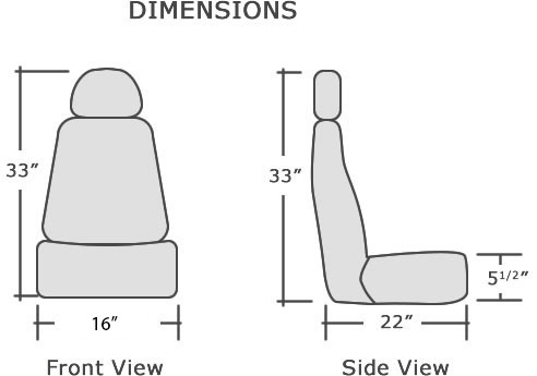 3rd Man Van Jump Seats Third Center Seat Dimentions